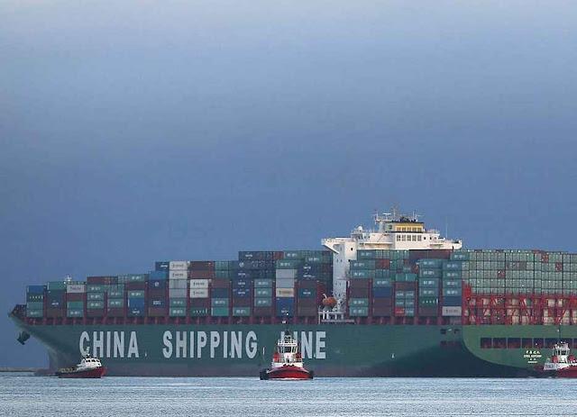 A atividade industrial e comercial chinesa foi afetada e os efeitos recíprocos atingem parceiros em todo o planeta.