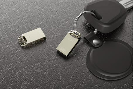 Silicon Power Mini USB Flash Drive - Touch T50