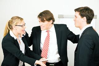 Vorgesetzte brauchen gute Fähigkeiten im Konfliktmanagement.