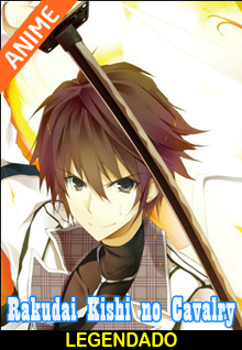Assistir Rakudai Kishi no Cavalry Online