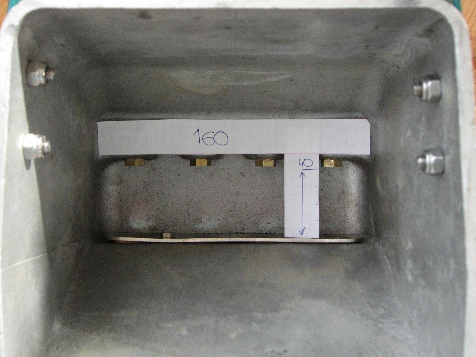 Ковш для нанесения штукатурки компрессором своими руками