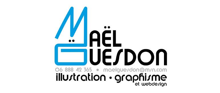 Maël Guesdon - Illustrateur Graphiste et un peu Webdesigner
