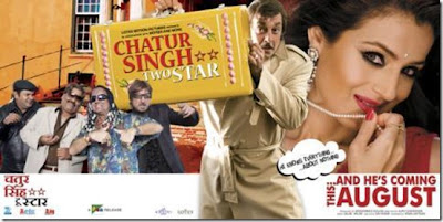 Chatur Singh Two Star Movie Review