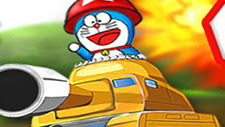 Doraemon Tank Attack Game Play Online