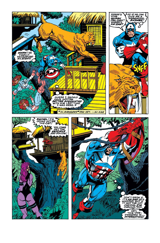 Captain America (1968) Issue #415 #364 - English 6