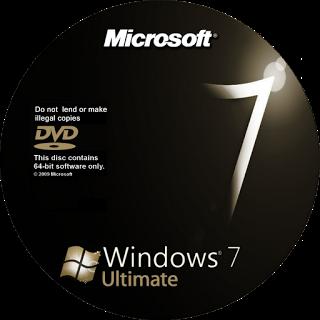 Windows 7 Ultimate SP1 x86 dan x64 Full Version