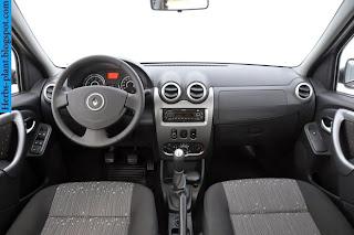 Renault logan car 2012 interior - صور سيارة رينو لوجان 2012 من الداخل