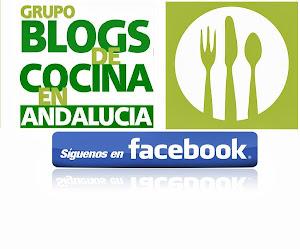 GRUPO BLOGS DE COCINA EN ANDALUCIA