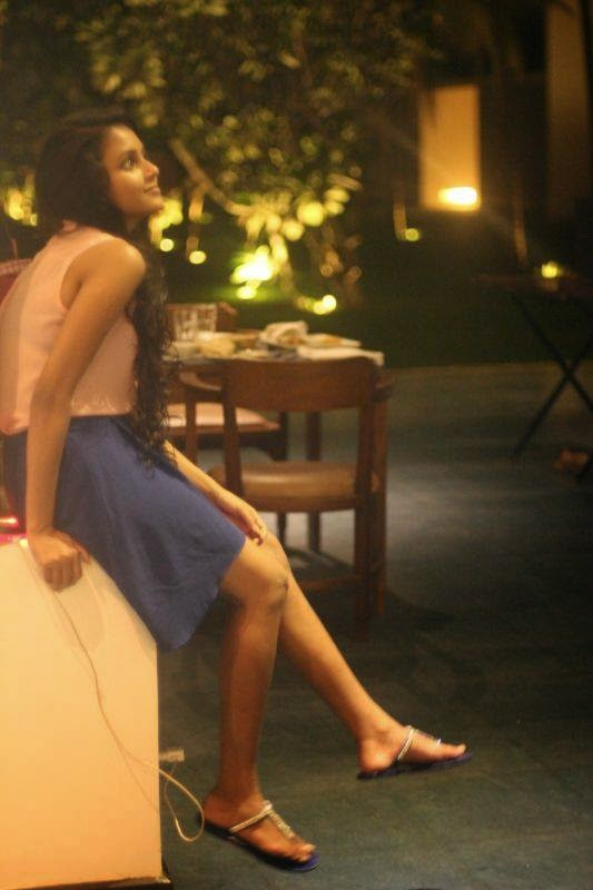 Dinakshie Priyasad legs