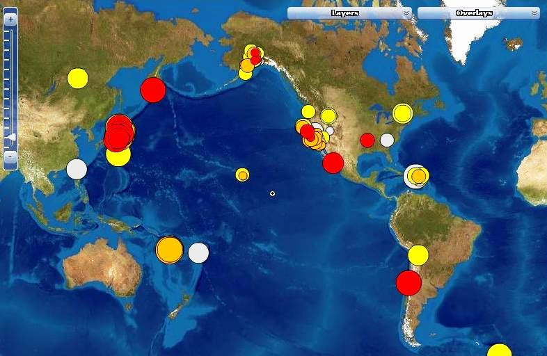 Earthquake map live europe gumiabroncs Image collections