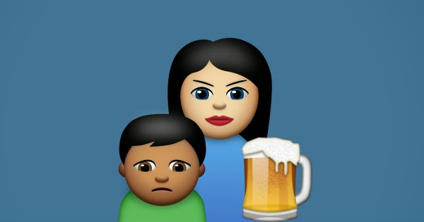 emoji abuzati copil abuz alcoolism