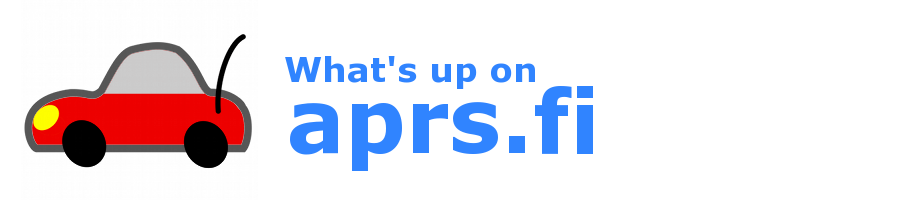 What&#39;s up on aprs.fi