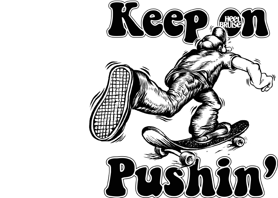 Keep On Pushin'