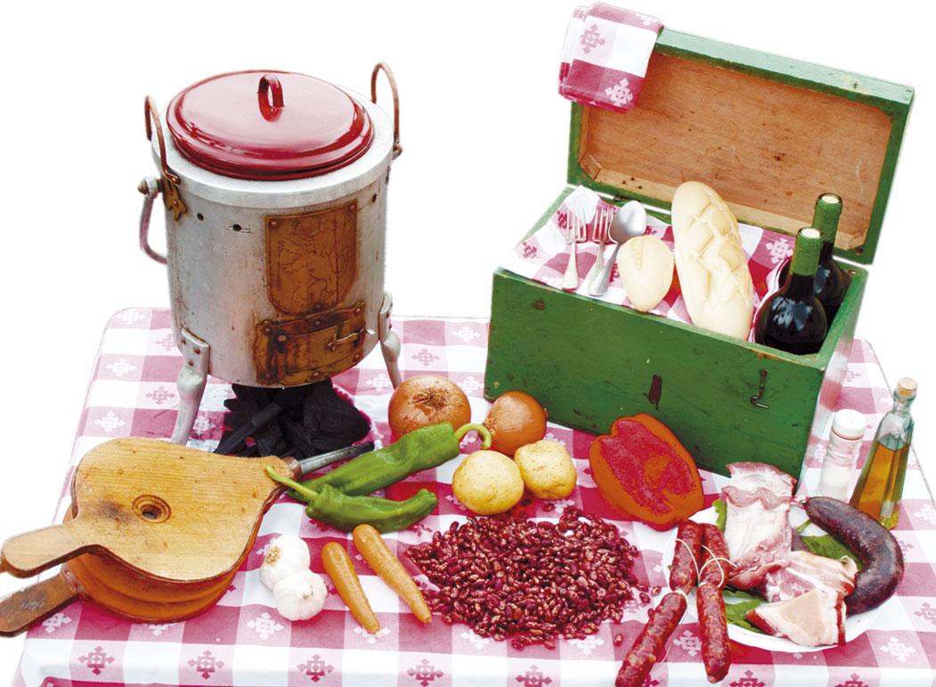 Errepelegako jai batzordea receta para cocinar en putxera for Cocinar para 8