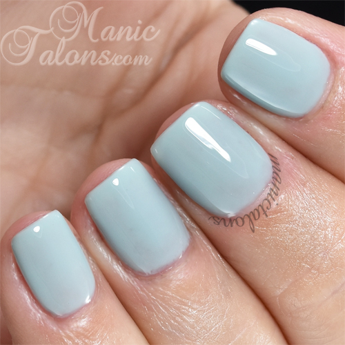 IBD Just Gel Calm Oasis Swatch
