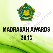 Madrasah Awards 2013