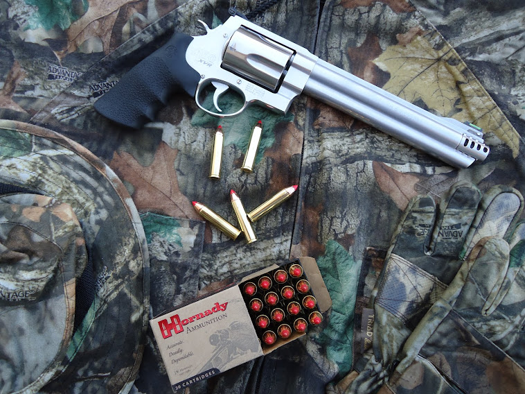 Smith&amp;Wesson 460XVR X-treme Velocity Revolver
