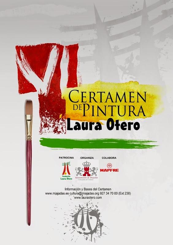 VI Certamen de Pintura Laura Otero
