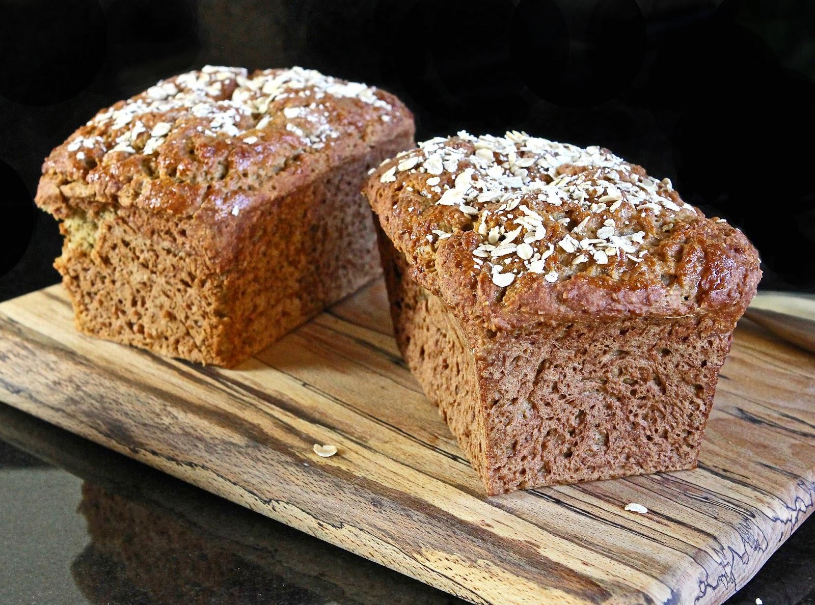 Gluten Free Alchemist: Gluten Free Brown Bread ...