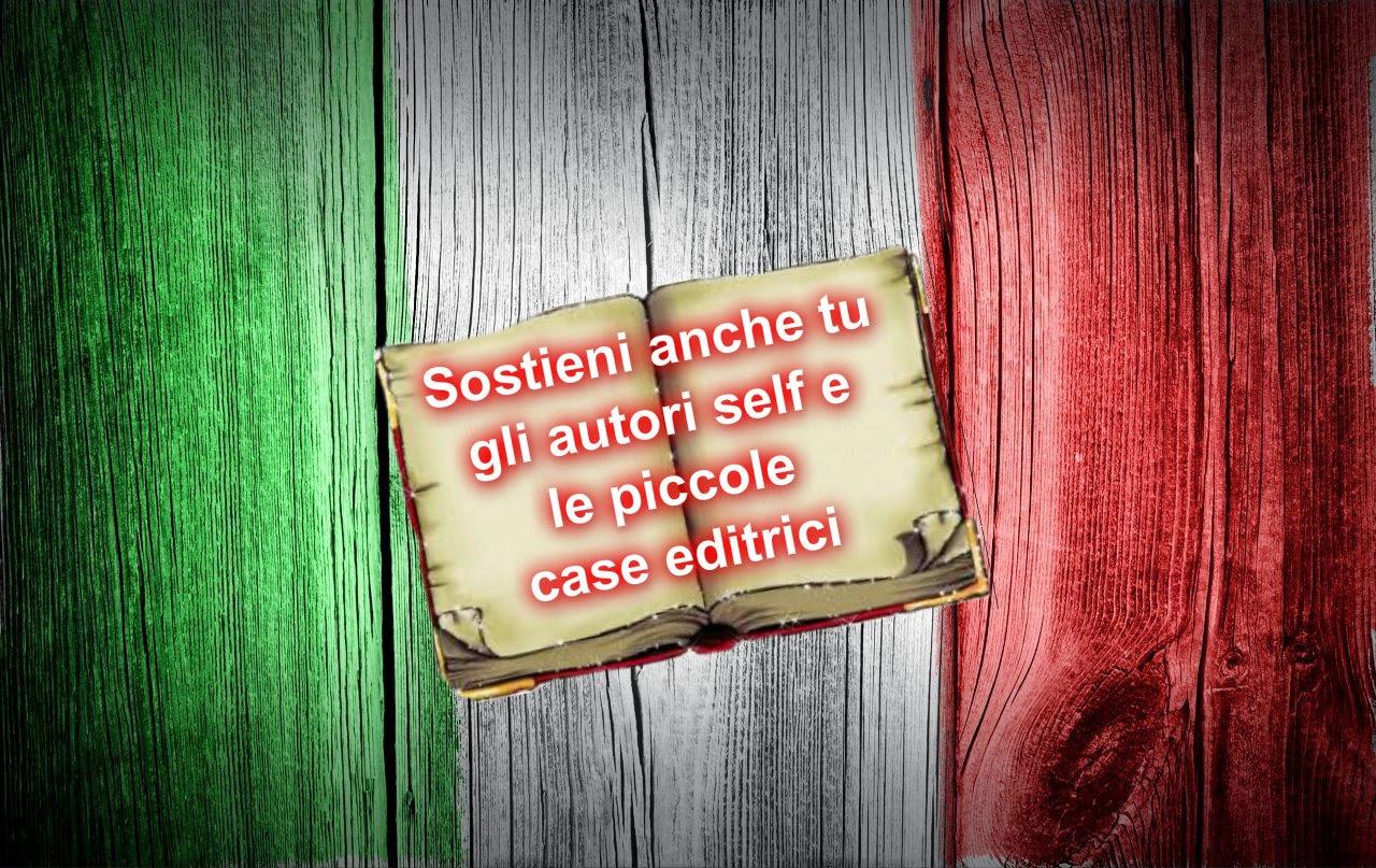 Sosteniamo gli autori italiani