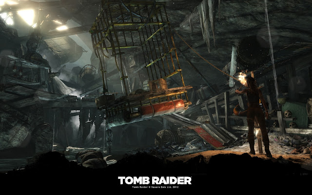 Survival instinct - Tomb Raider