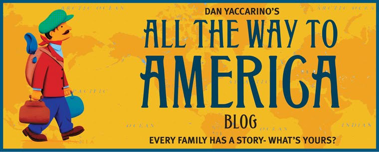 ALL THE WAY TO AMERICA BLOG