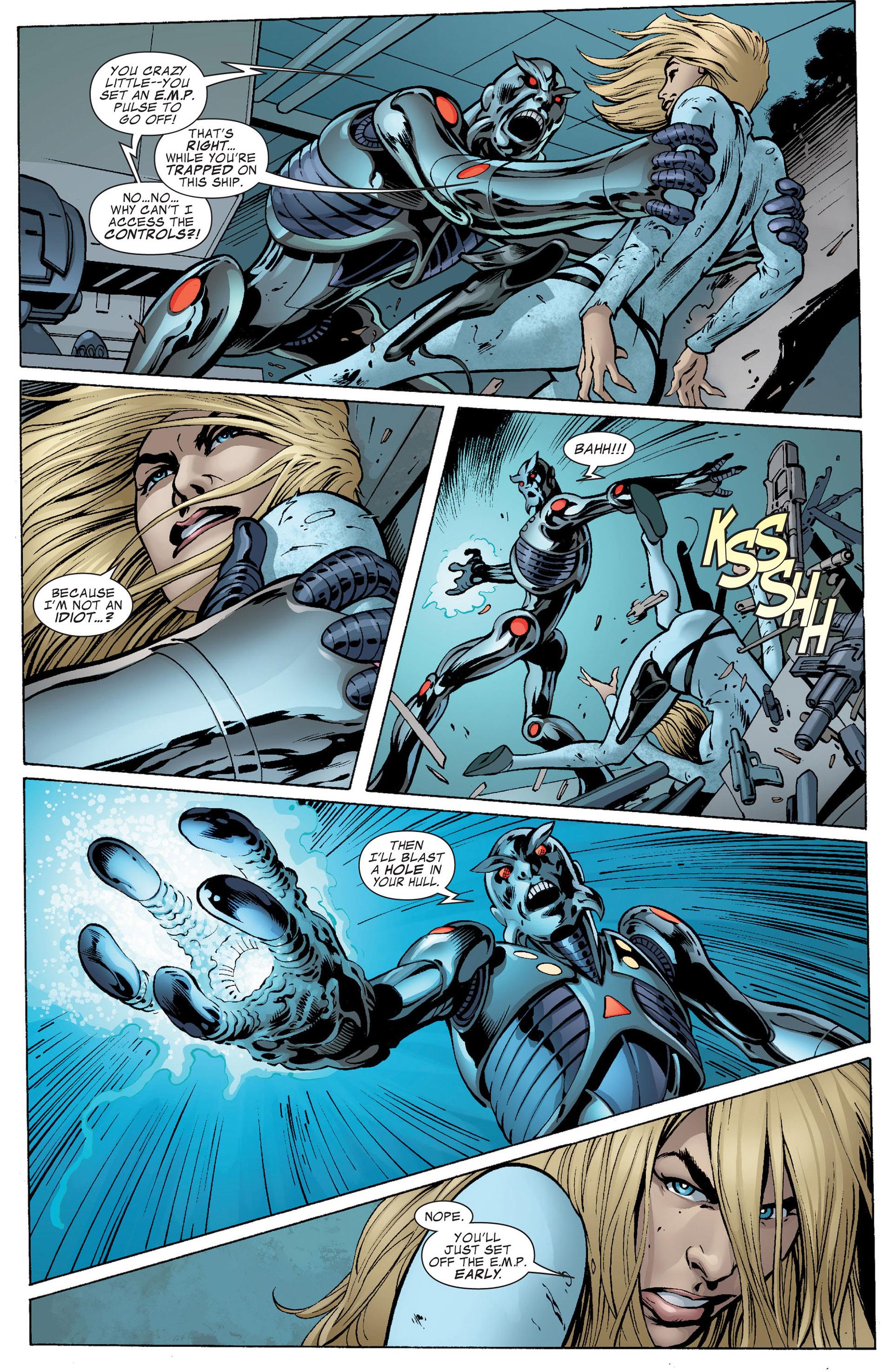 Captain America (2011) Issue #9 #9 - English 16