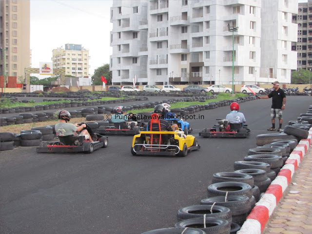 Pune Getaways : Downtown Racing Review