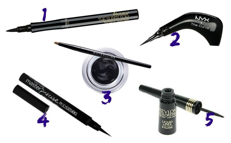 Drugstore Eyeliner for the Perfect Cat Eye