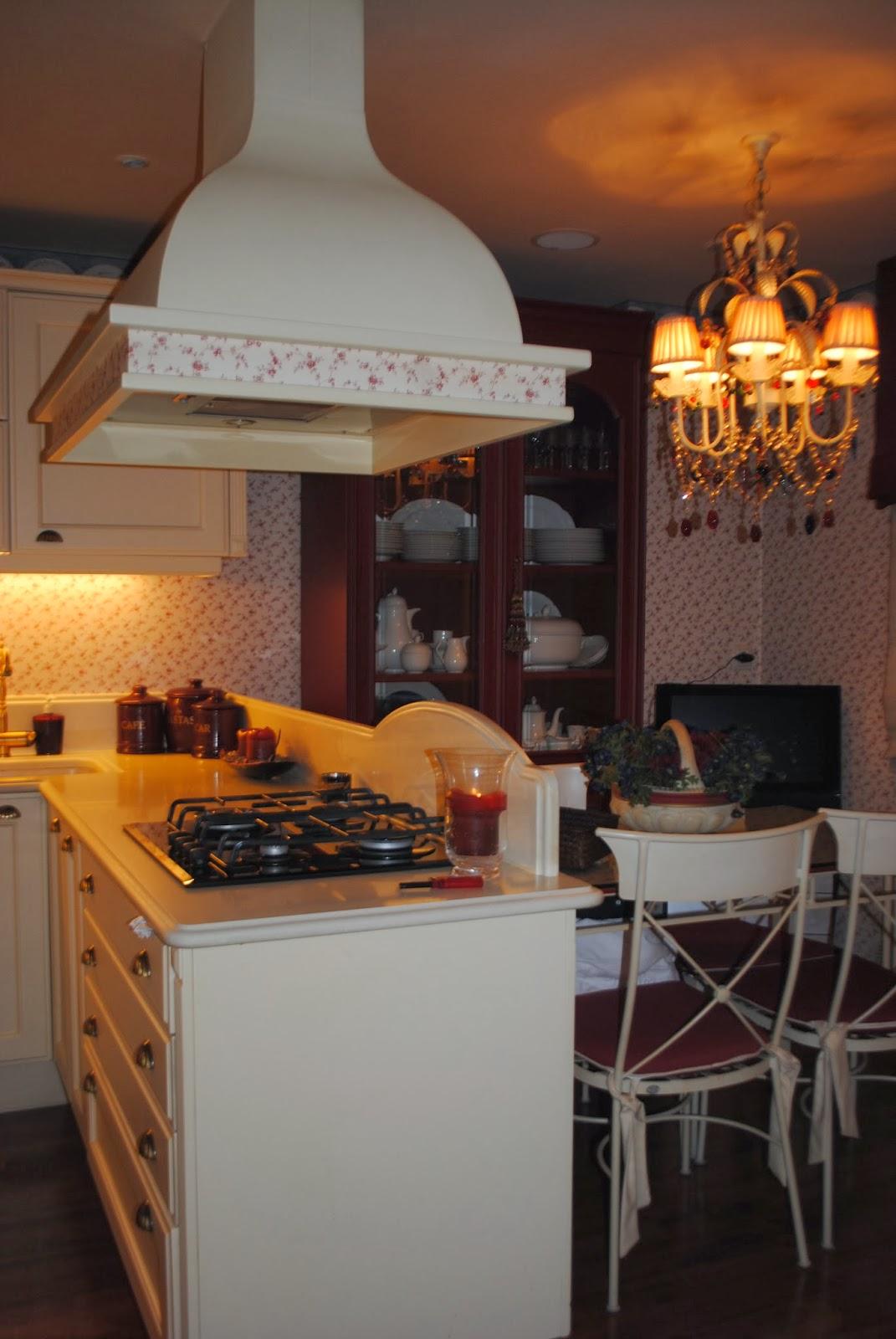 Studio brotons design cocina - Cocinas blanco roto ...