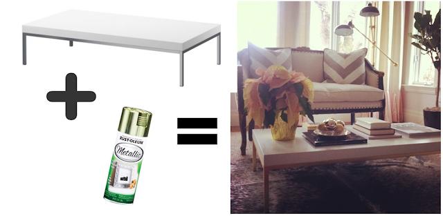 Klubbo Coffee Table: Hazardous Design: Math I Can Do