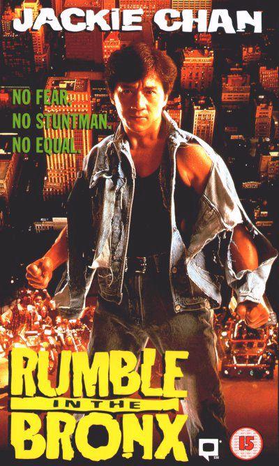 Đại Náo Phố Bronx - Rumble In The Bronx