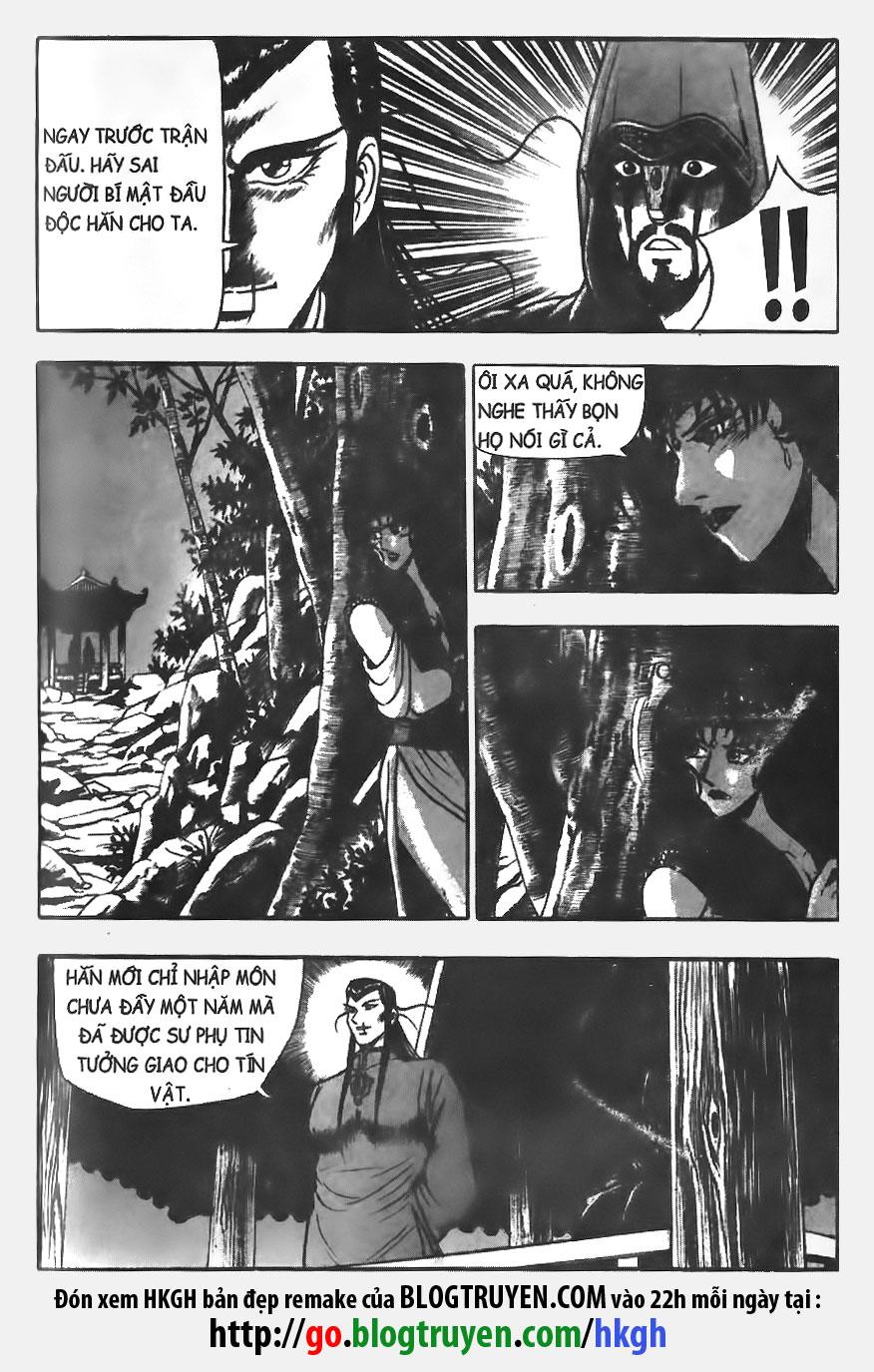 Hiệp Khách Giang Hồ - Hiệp Khách Giang Hồ Chap 052 - Pic 25