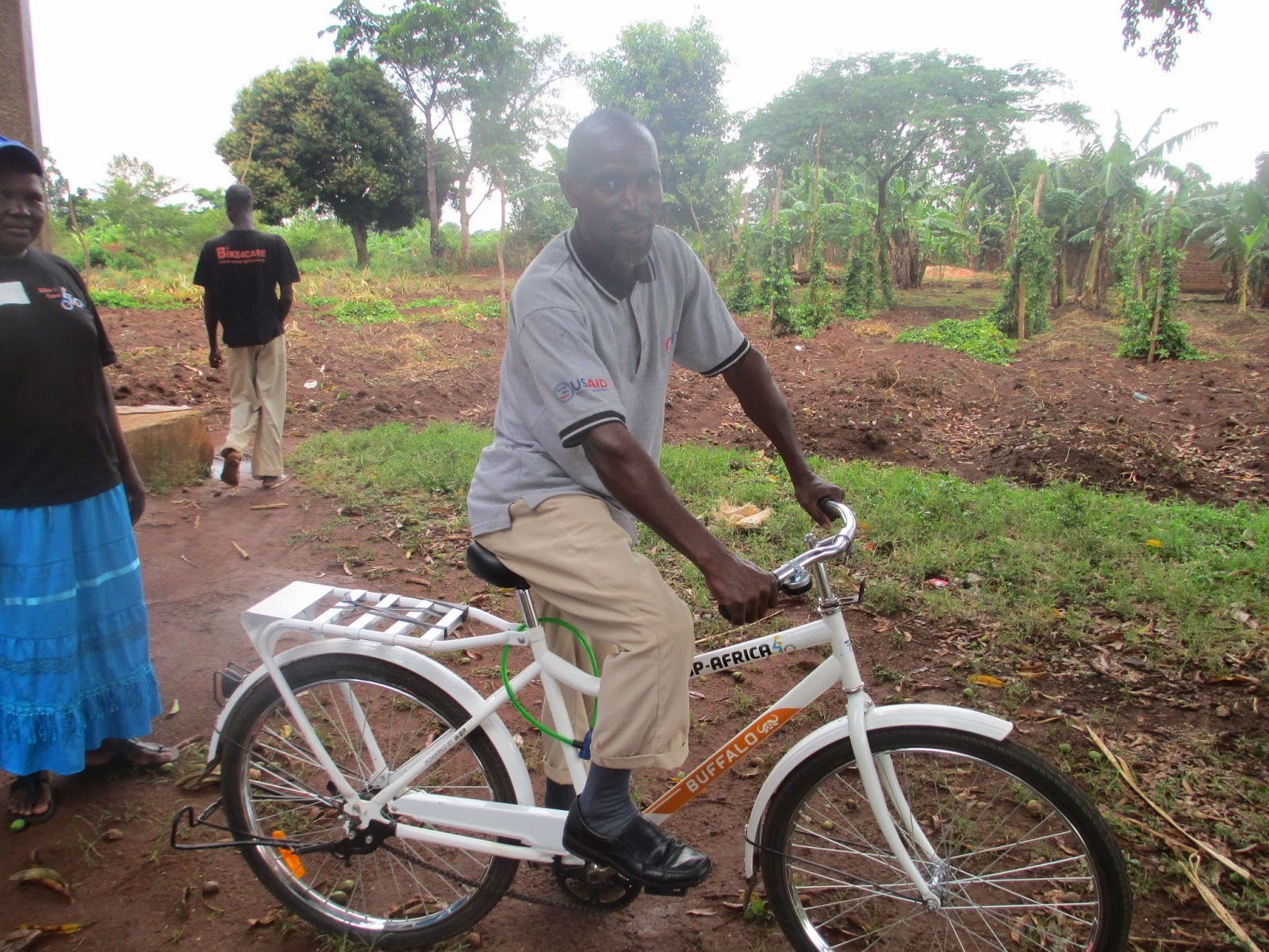 uganda village project The uganda village project is a nonprofit organization that collaborates with diverse partners on the design of sustainable rural health and development solutions through networking, advocacy and project innovation in iganga district.