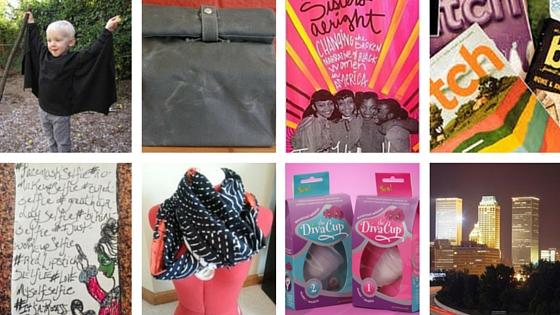 #365FeministSelfie Auction items