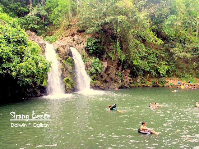 Bunga Falls