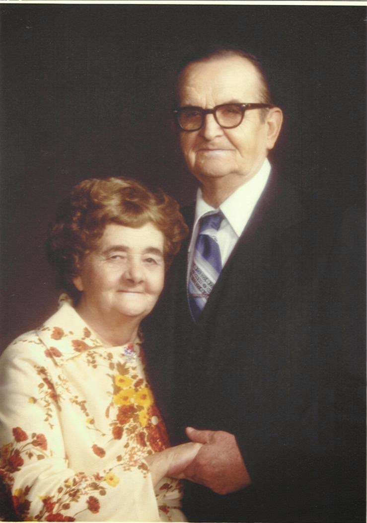Henry and Treva Stokes