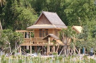 บ้านไม้สัก