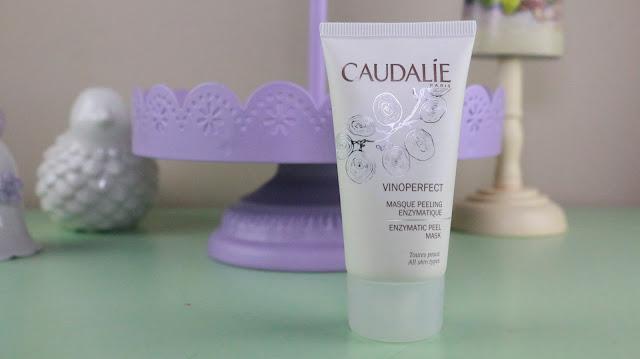 makyaj blogları - cilt bakımı - kozmetik blogları - alışveriş - cilt maskeleri - leke önleyici  yüz maskesi -  caudalie  - Vinoperfect Enzymatic Peel Mask - dermokozmetik