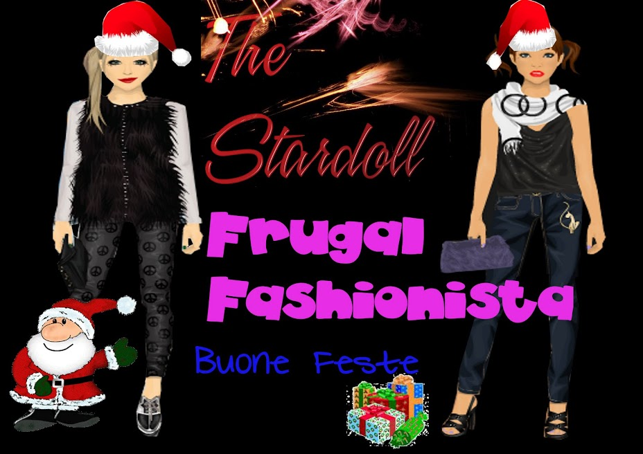 The Stardoll Frugal Fashionista