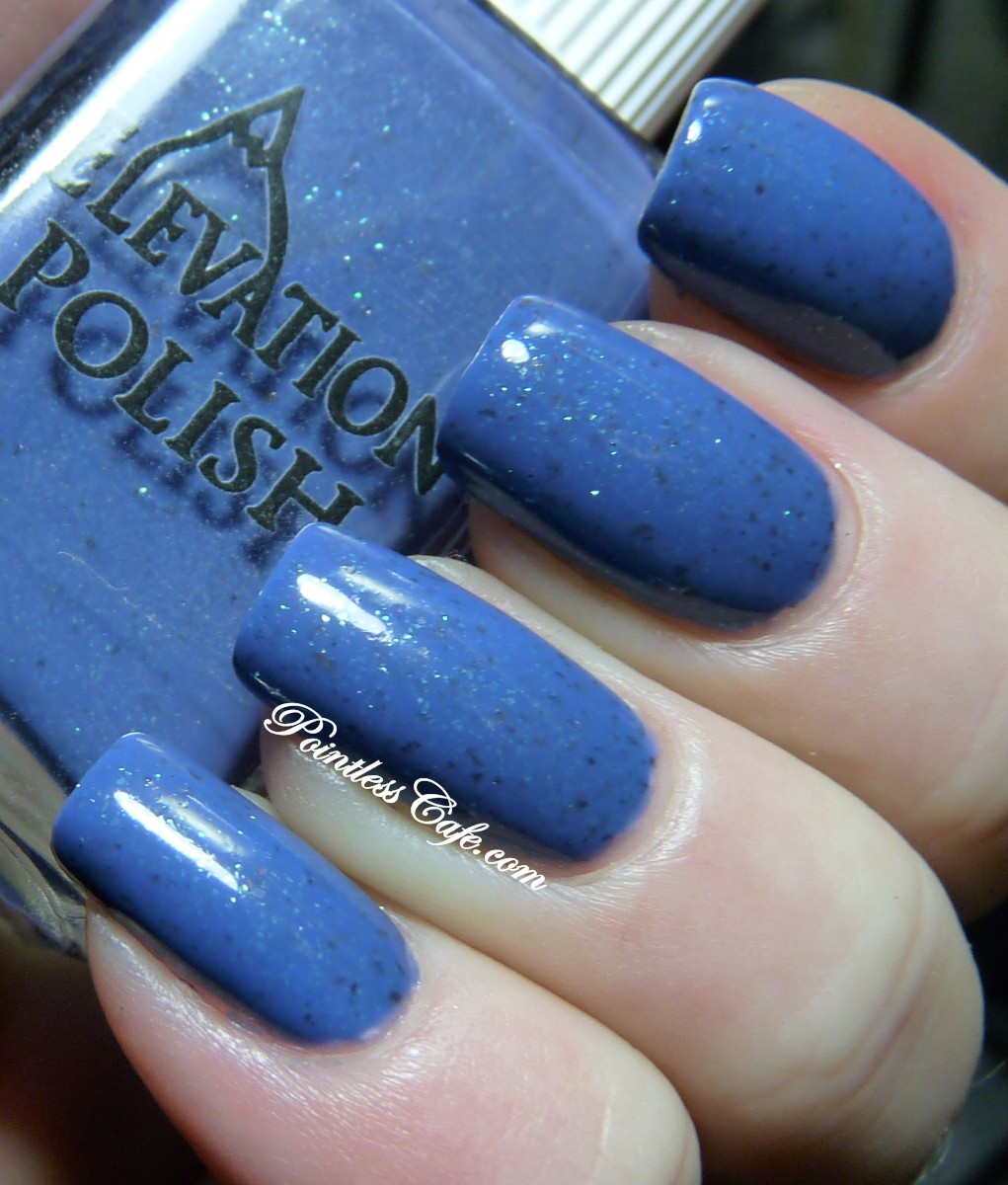 Elevation Jungfrau - Swatches and Review | Pointless Cafe
