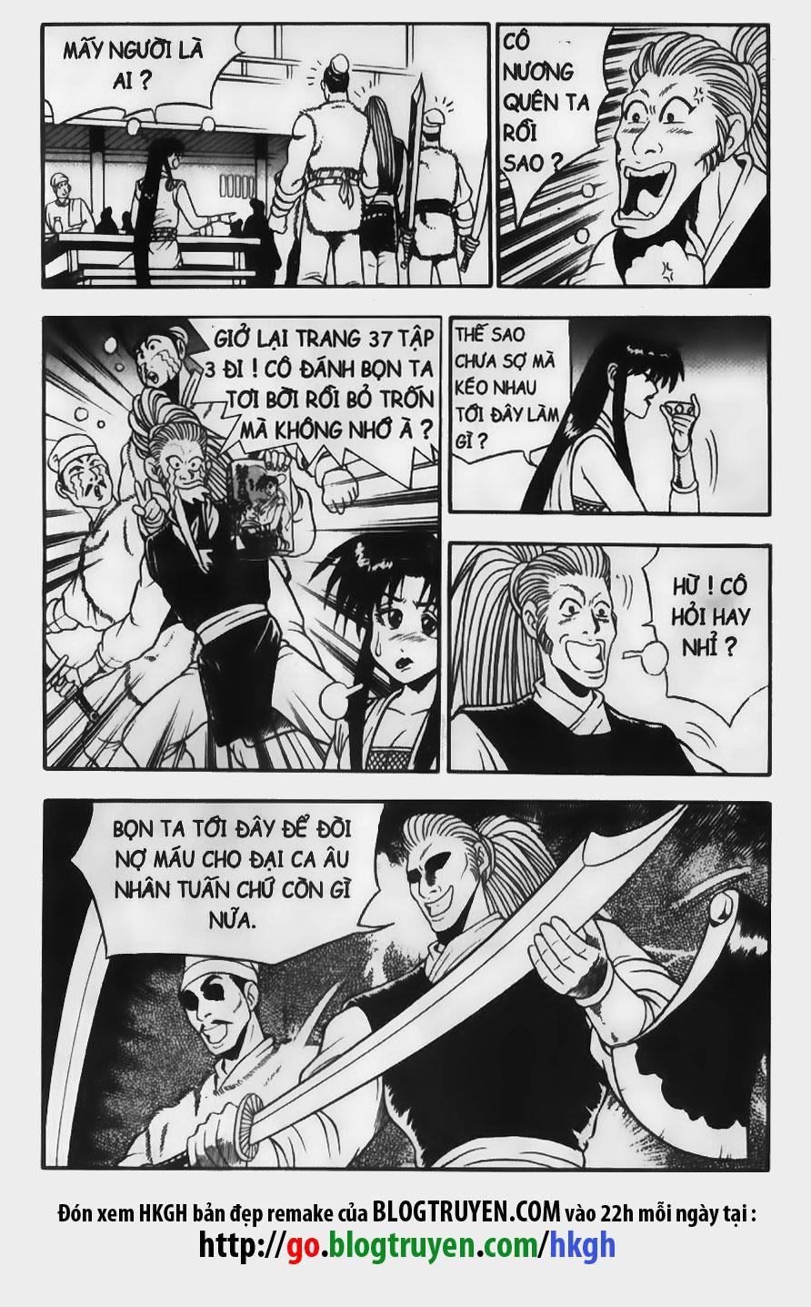 Hiệp Khách Giang Hồ chap 38 page 18 - IZTruyenTranh.com