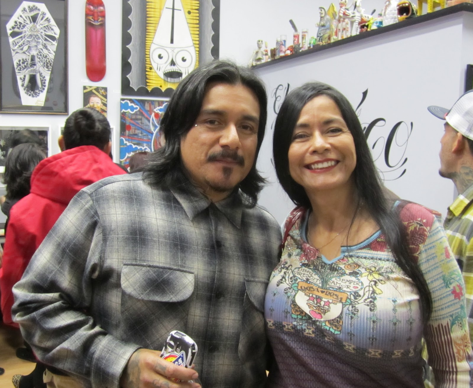 El clasico tattoo - Congratulations And Thank You El Clasico Tattoo For A Successful Opening Reception Of Diverse And Gifted Young Artists Salvador Preciado Your Genuine