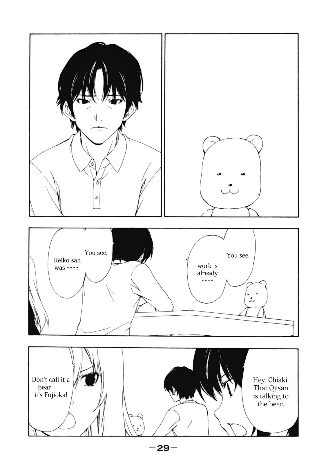 Minami-ke - Chapter 105