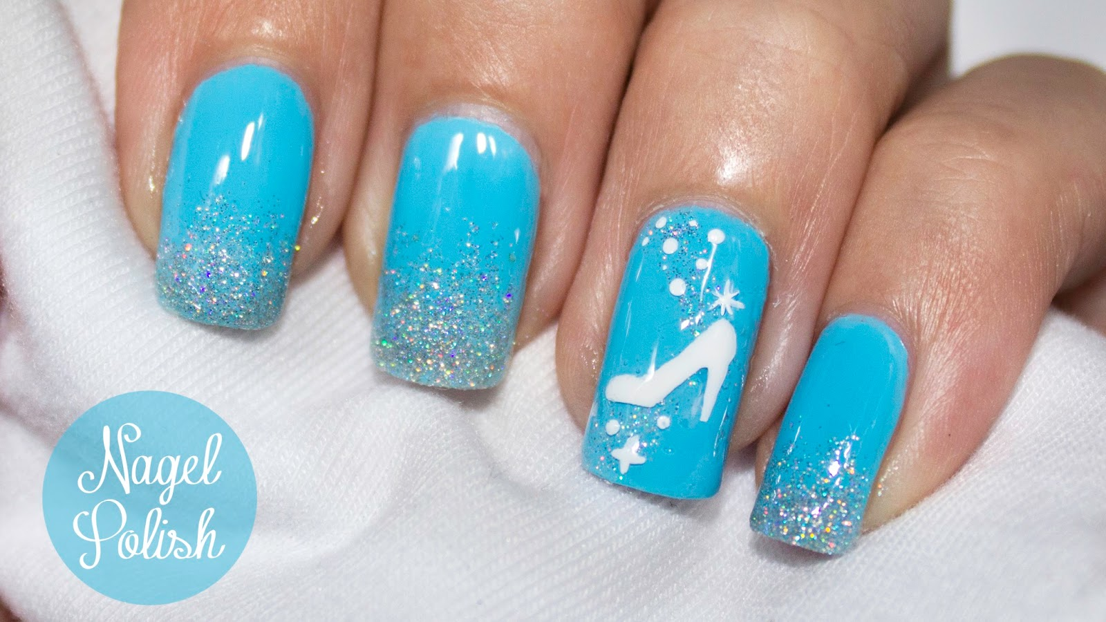 disney inspired nail designs