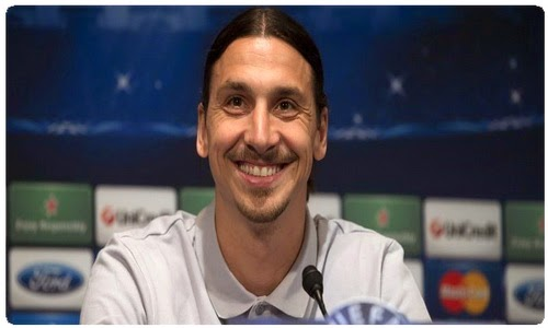 Ibrahimovic: Seeing me in the Premier League will not be possible