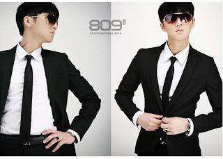 Blazer Pria Korea Murah Berkualitas Model Terbaru Januari 2016