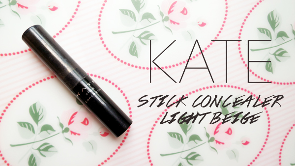 Kate Stick Concealer Light Beige Swatch