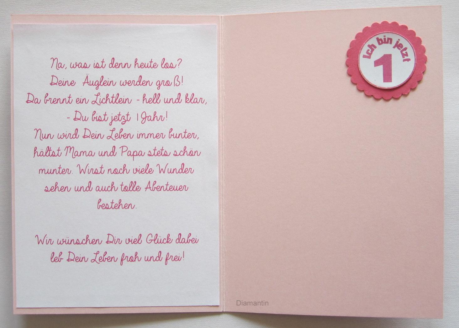 Spruche Zum 1 Geburtstag Baby Kurz Hylen Maddawards Com