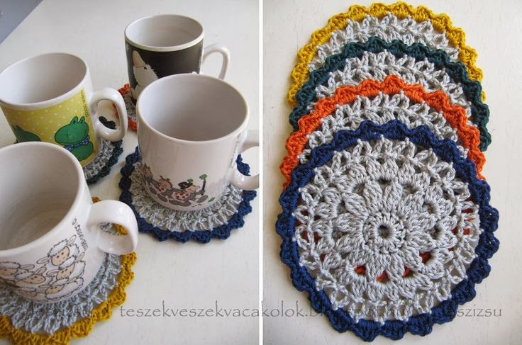 Crocheting Gifts Ideas : Tales from Trish: Cute Crochet Christmas Gift Ideas